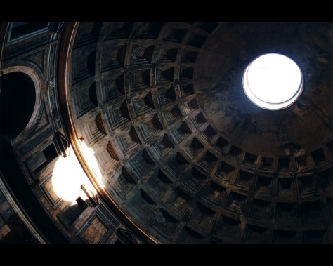 The Pantheon, Rome by Matt