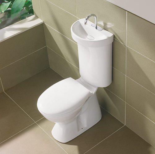 Caroma Profile™ 5 Toilet Suite