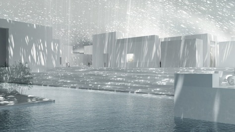 Abu Dhabi Louvre Museum (2007-present). Courtesy Ateliers Jean Nouvel.