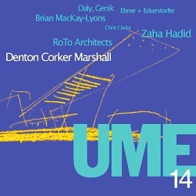 UME Issue 14 cover