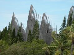 Jean-Marie Tjibaou Cultural Centre by Renzo Piano