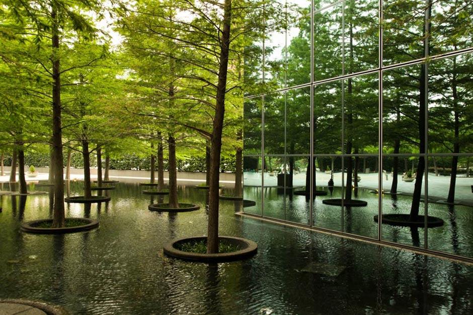 Kiley landscape legend arkhitekton for Place landscape architecture