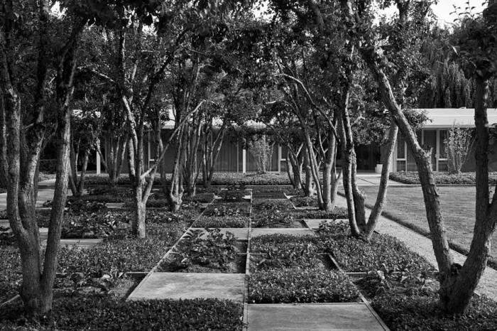 Miller Garden (1955) by Dan Kiley